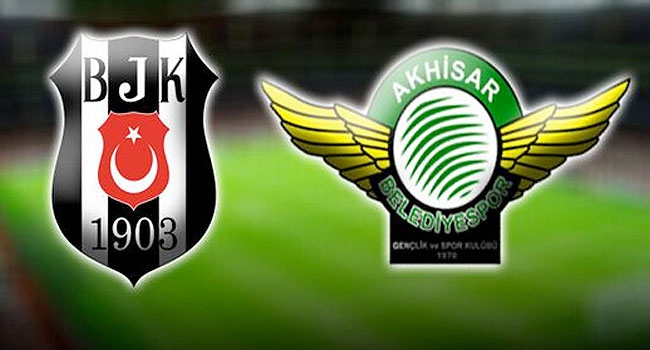 Beşiktaş Akhisar Belediyespor'u ağırlıyor