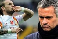 Mourinhonun 10 numarası Sneijder!