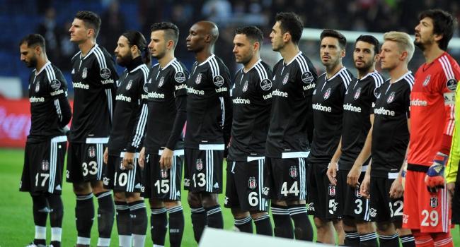 Beşiktaş'tan bir ilk