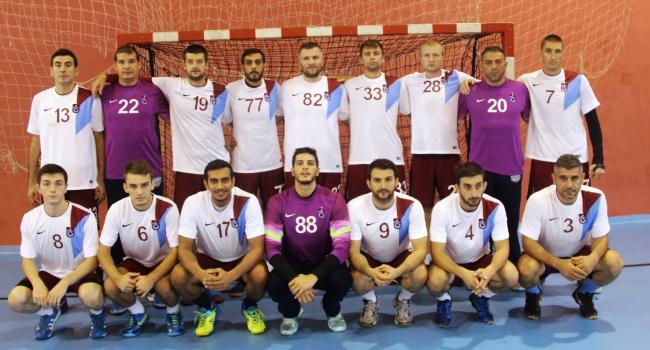 Trabzonspor hentbolda güldü