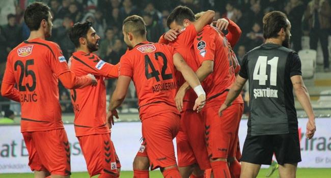 Torku Konyaspor gruplarda