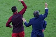 Portekiz - Fransa maç sonu