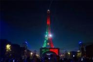 Eiffel Portekiz sesleriyle inledi