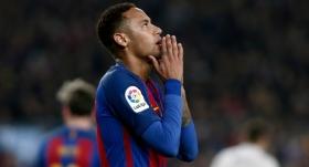 Barcelona'dan Neymar'a dava