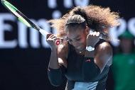 Serena Williams zafere koşuyor