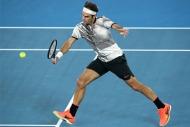 Melbournede ilk finalist Federer