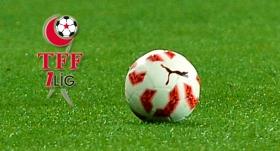 TFF 1. Lig'de son hafta heyecanı 2 maçla başlıyor