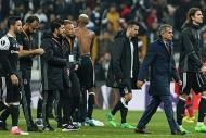 Beşiktaş - Lyon maç sonu