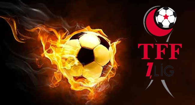 TFF 1. Lig'de fikstür çekildi, İşte ilk hafta programı