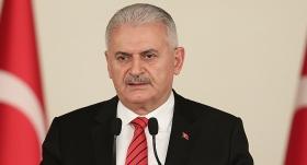Başbakan Yıldırım'dan Galatasaray'a tebrik