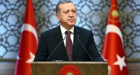 Cumhurbaşkanı, Kayaalp'i kutladı