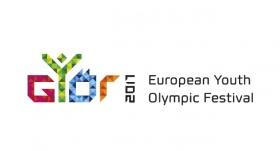 EYOF 2017'de 3. gün tamamlandı