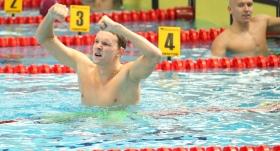 Samsun'dan olimpiyat rekoru geldi