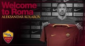 Roma, Kolarov'u açıkladı