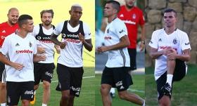 Ve Pepe, Beşiktaş'ta işbaşı yaptı