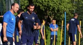 Fenerbahçe'de Sturm Graz maçı hazırlıkları