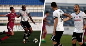 Beşiktaş ile Valladolid berabere