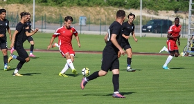 Yeni Malatyaspor'dan Tuzlaspor'a 4 gol