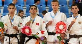 EYOF 2017'nin 2. gününde 4 madalya