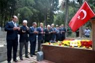 Ali Sami Yen unutulmadı