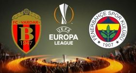 Fenerbahçe, Vardar deplasmanında