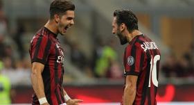 Hakanlı Milan, Shkendija'yı dağıttı: 6-0