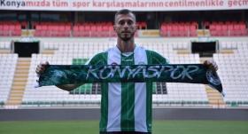 Konyaspor'a Hırvat defans oyuncusu