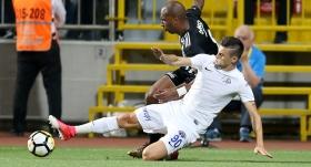 Kasımpaşa'dan Beşiktaş'a çelme