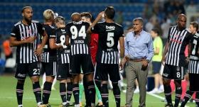 Beşiktaş'ta 2. hafta sendromu sürüyor