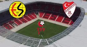 Eskişehirspor-Elazığspor