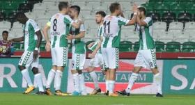 Konya'dan 3 gollü galibiyet