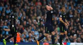 Manchester City, Everton ile yenişemedi