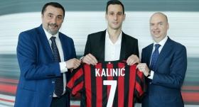 Kalinic Milan'da