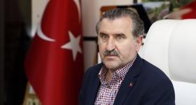 Bakan Bak'tan Beşiktaş'a teşekkür mesajı