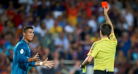 Ronaldo'dan tepki