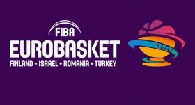 EuroBasket'te 2 Türk hakem düdük çalacak