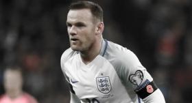 Rooney milli takımı bıraktı