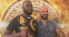 Osmanlıspor'a Senegalli forvet