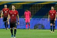 Ukrayna - Türkiye maç sonu