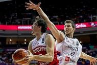 Türkiye - Sırbistan maç sonu