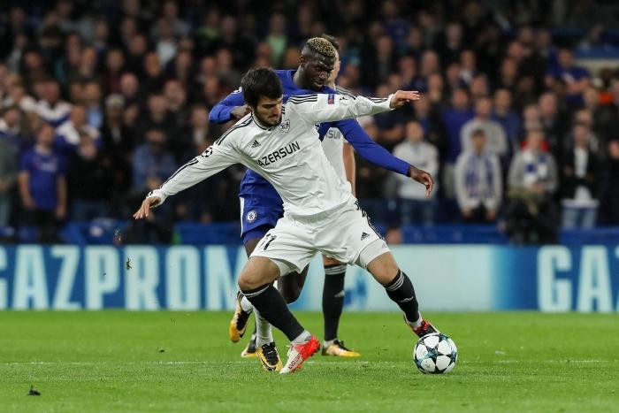 Chelsea rakibine gol yağdırdı