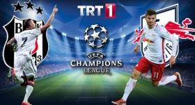 Beşiktaş - Leipzig maçı TRT 1'de