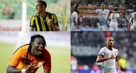 """Avrupa'nın """"en gollü""""sü Süper Lig"""