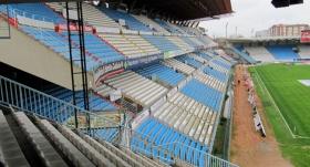 Celta Vigo'ya boş tribün cezası