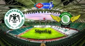 Atiker Konyaspor - TM Akhisarspor