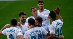Real Madrid'den rekorlu galibiyet