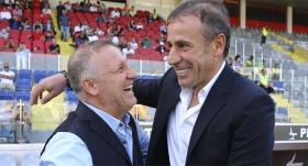 Gençlerbirliği-Başakşehir maçı sonrası
