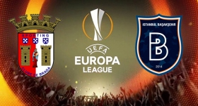 Braga - Başakşehir maçı saat kaçta, hangi kanalda?