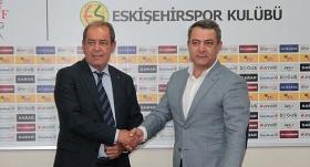 VİDEO   Eskişehirspor'da Yücel İldiz dönemi
