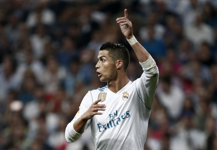 Cristiano Ronaldo (Real Madrid/Portekiz)
